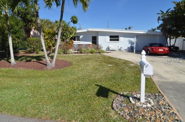 16311 1ST Street E, Redington Beach, FL 33708 (MLS #U8034507) :: Jeff Borham & Associates at Keller Williams Realty