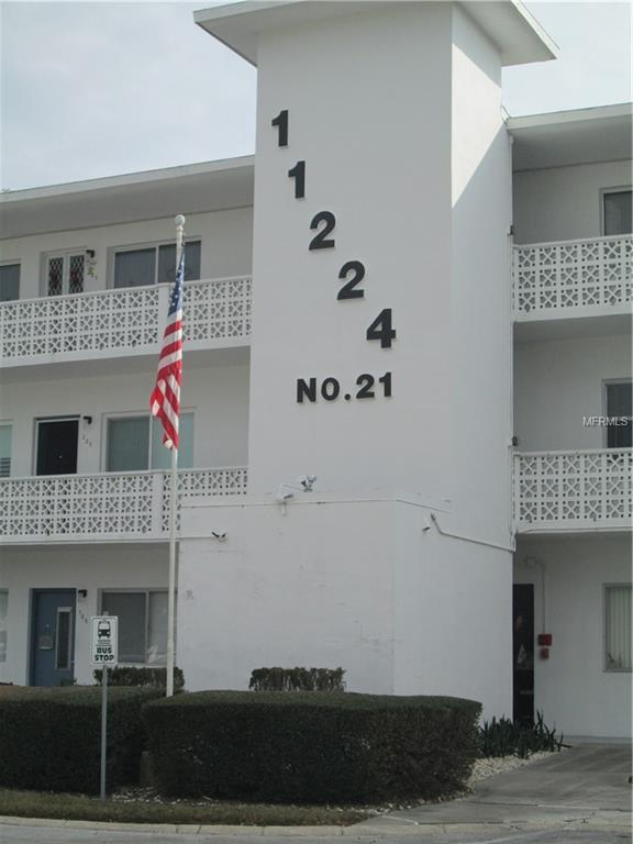 11224 82ND Avenue #208, Seminole, FL 33772 (MLS #U8036777) :: Burwell Real Estate