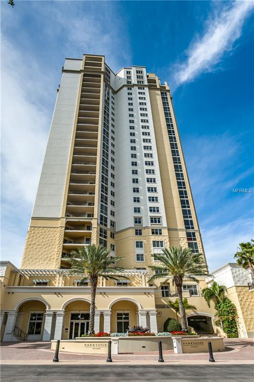 300 Beach Drive NE #2301, St Petersburg, FL 33701 (MLS #U8042147) :: Lockhart & Walseth Team, Realtors