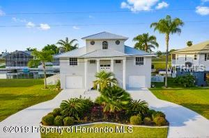 3519 Jewfish Drive, Hernando Beach, FL 34607 (MLS #U8042412) :: GO Realty
