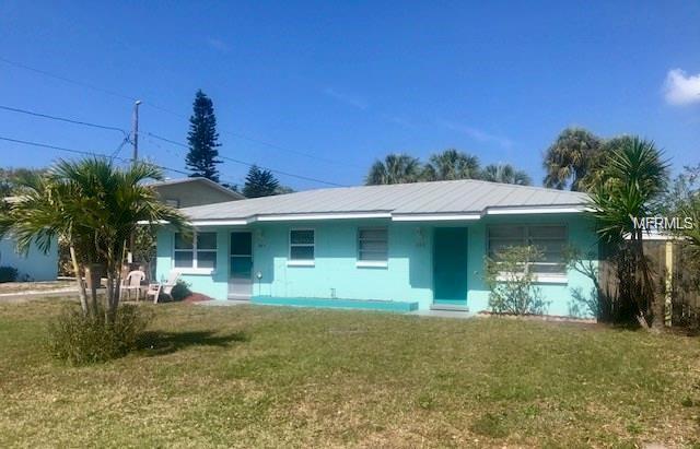 206 Bates Avenue, Indian Rocks Beach, FL 33785 (MLS #U8045294) :: Jeff Borham & Associates at Keller Williams Realty