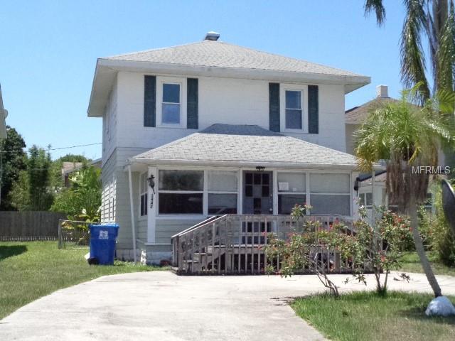 3442 Iris Street N, St Petersburg, FL 33704 (MLS #U8045554) :: Cartwright Realty