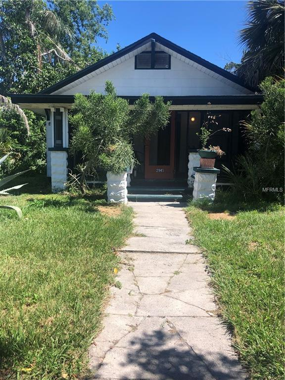 2945 2ND Avenue N, St Petersburg, FL 33713 (MLS #U8046922) :: American Realty
