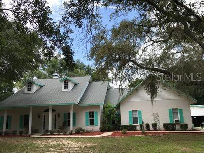 20111 Old Trilby Road, Dade City, FL 33523 (MLS #U8051360) :: White Sands Realty Group