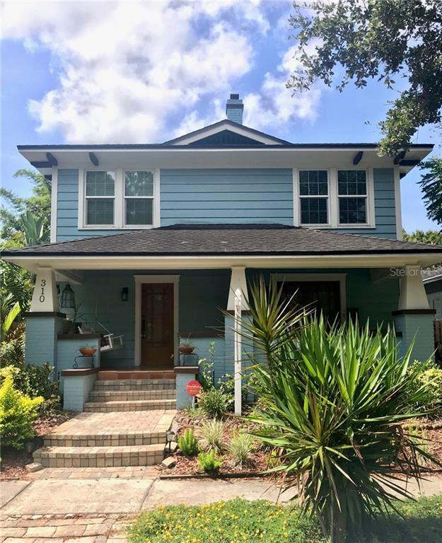 310 16TH Avenue NE, St Petersburg, FL 33704 (MLS #U8051521) :: Lockhart & Walseth Team, Realtors