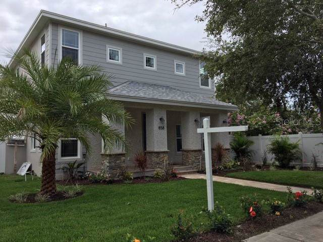 858 30TH Avenue N, St Petersburg, FL 33704 (MLS #U8052183) :: Lockhart & Walseth Team, Realtors
