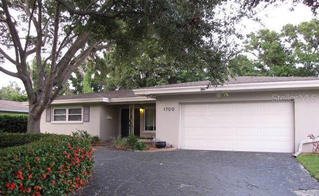 1709 Cypress Avenue, Belleair, FL 33756 (MLS #U8052689) :: Burwell Real Estate