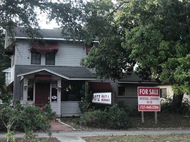 4615 Central Avenue, St Petersburg, FL 33713 (MLS #U8052901) :: Team Bohannon Keller Williams, Tampa Properties