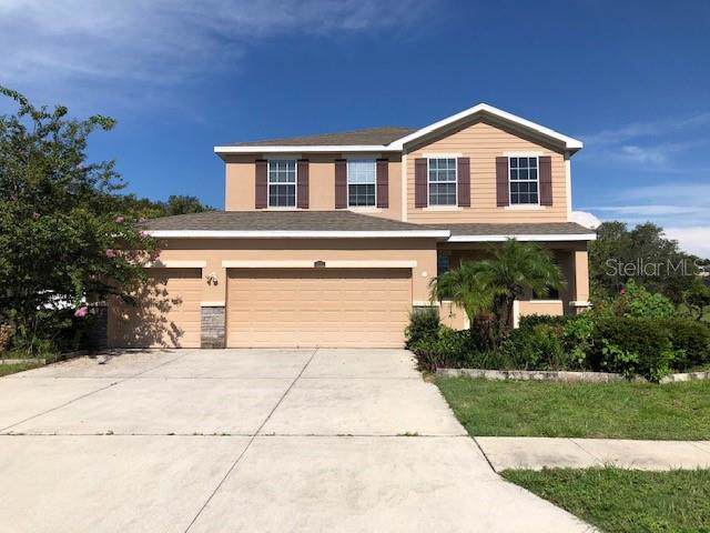 13137 Weatherstone Drive, Spring Hill, FL 34609 (MLS #U8052977) :: The Brenda Wade Team