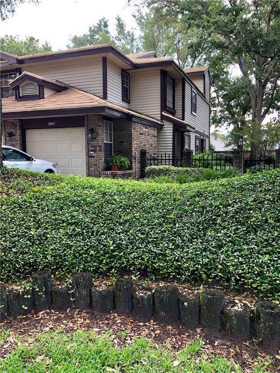 2665 Sequoia Terrace #306, Palm Harbor, FL 34683 (MLS #U8053311) :: Alpha Equity Team