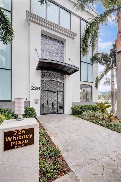 226 5TH Avenue N #1401, St Petersburg, FL 33701 (MLS #U8053504) :: Lockhart & Walseth Team, Realtors