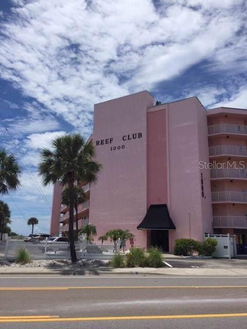 1000 Gulf Boulevard #501, Indian Rocks Beach, FL 33785 (MLS #U8053874) :: Charles Rutenberg Realty