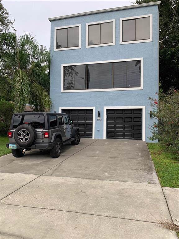 1793 N Fort Harrison Avenue, Clearwater, FL 33755 (MLS #U8054552) :: Premier Home Experts