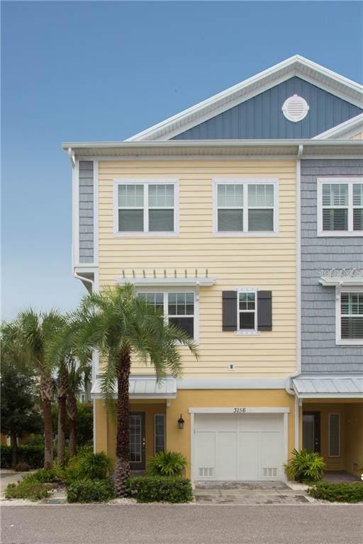 3156 Moorings Drive S, St Petersburg, FL 33712 (MLS #U8055754) :: Delgado Home Team at Keller Williams