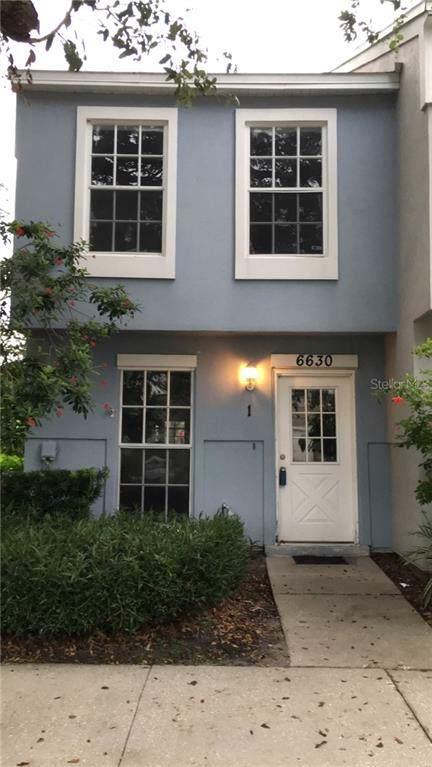 6630 121ST Avenue #1, Largo, FL 33773 (MLS #U8055832) :: Team Bohannon Keller Williams, Tampa Properties