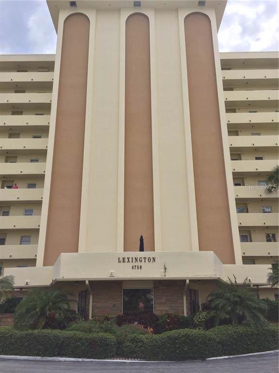 4750 Cove Circle #504, St Petersburg, FL 33708 (MLS #U8056695) :: Florida Real Estate Sellers at Keller Williams Realty