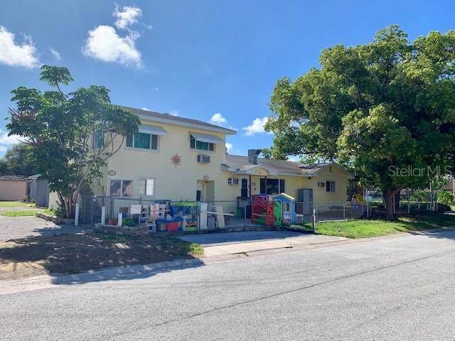 501 39TH Street N, St Petersburg, FL 33713 (MLS #U8057026) :: Lockhart & Walseth Team, Realtors
