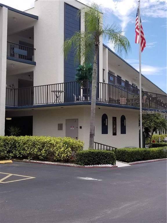 5990 Terrace Park Drive N #106, St Petersburg, FL 33709 (MLS #U8057092) :: Lockhart & Walseth Team, Realtors