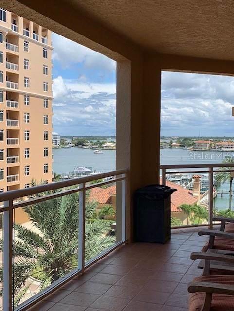 501 Mandalay Avenue #606, Clearwater, FL 33767 (MLS #U8057365) :: Armel Real Estate