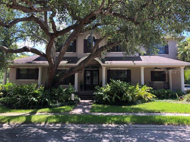 713 Lansden Court, Tarpon Springs, FL 34689 (MLS #U8058230) :: GO Realty