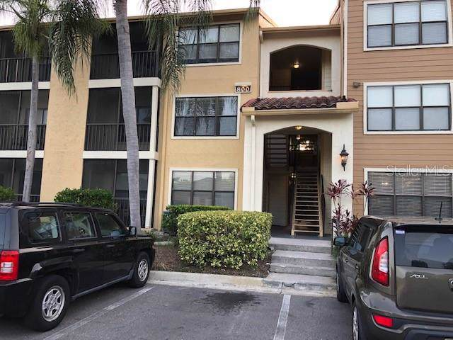 11901 4TH Street N #8108, St Petersburg, FL 33716 (MLS #U8058789) :: Cartwright Realty