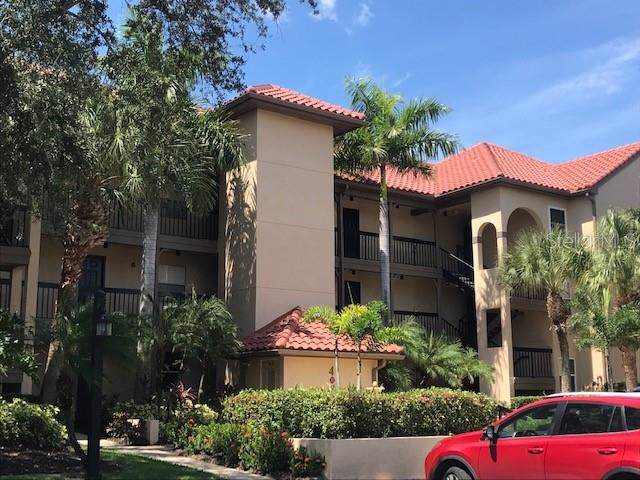 2400 Feather Sound Drive #412, Clearwater, FL 33762 (MLS #U8058810) :: Team Borham at Keller Williams Realty