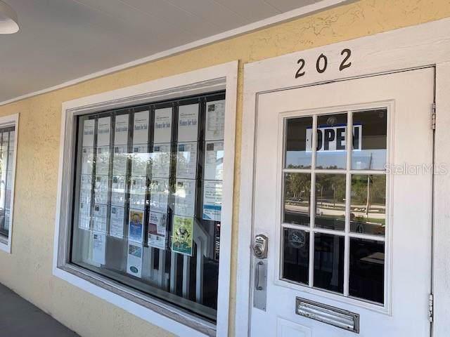 1110 Pinellas Bayway S #202, Tierra Verde, FL 33715 (MLS #U8059223) :: Team 54