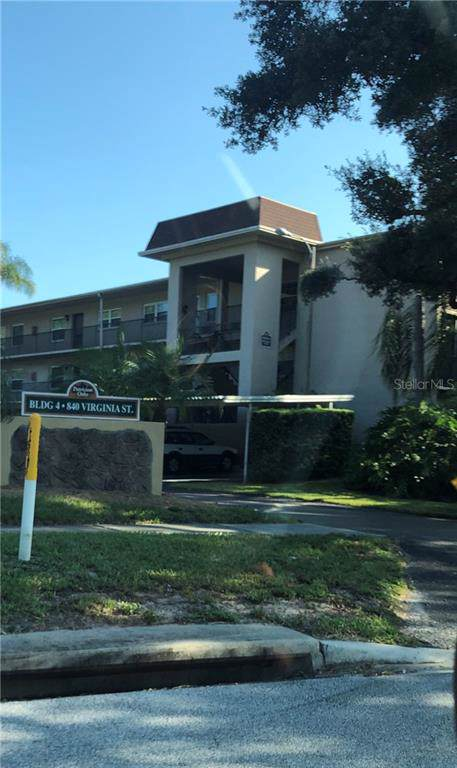 840 Virginia Street #101, Dunedin, FL 34698 (MLS #U8059235) :: Florida Real Estate Sellers at Keller Williams Realty