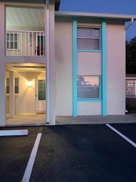 8101 Heatherwood Drive #101, Seminole, FL 33777 (MLS #U8059763) :: Charles Rutenberg Realty