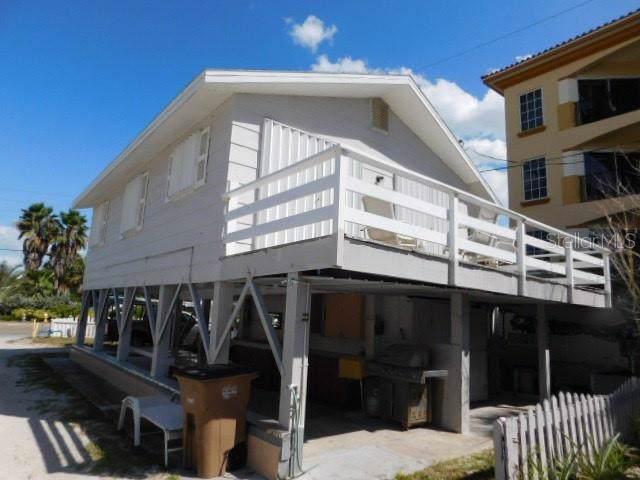 960 Gulf Boulevard #1, Indian Rocks Beach, FL 33785 (MLS #U8059794) :: The Figueroa Team