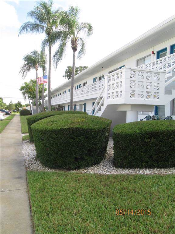 8555 112TH Street #209, Seminole, FL 33772 (MLS #U8061206) :: Florida Real Estate Sellers at Keller Williams Realty