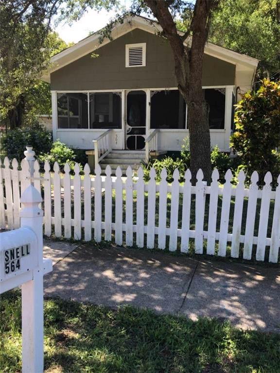 564 Pent Street, Tarpon Springs, FL 34689 (MLS #U8061772) :: Alpha Equity Team