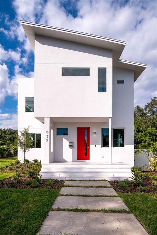 637 12TH Avenue S, St Petersburg, FL 33701 (MLS #U8061805) :: Andrew Cherry & Company