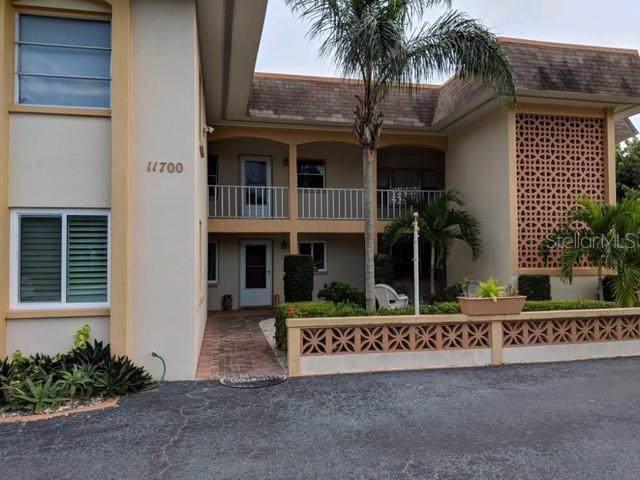 11700 Capri Circle S #6, Treasure Island, FL 33706 (MLS #U8062160) :: Baird Realty Group