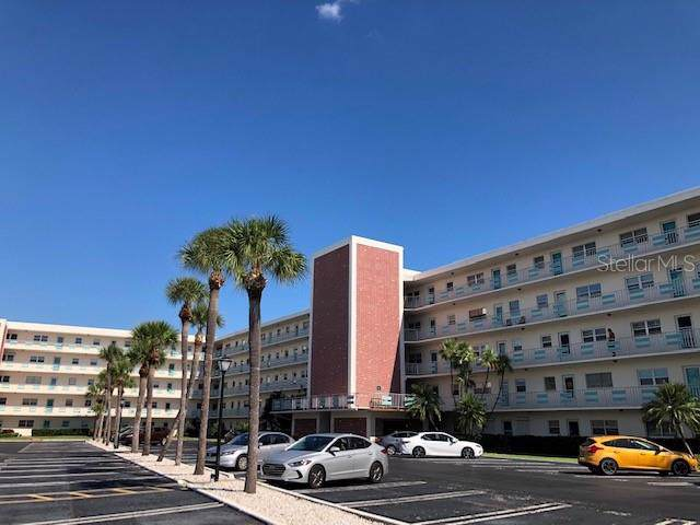 5575 Gulf Boulevard #432, St Pete Beach, FL 33706 (MLS #U8062635) :: Kendrick Realty Inc