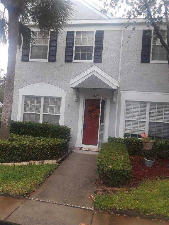 327 Countryside Key Boulevard, Oldsmar, FL 34677 (MLS #U8062882) :: Team Bohannon Keller Williams, Tampa Properties