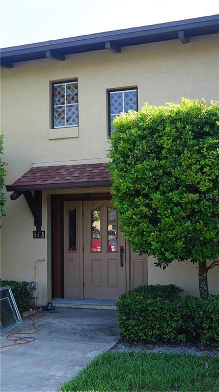513 Plaza Seville Court #27, Treasure Island, FL 33706 (MLS #U8063000) :: Team TLC | Mihara & Associates