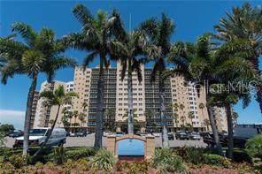 880 Mandalay Avenue N1011, Clearwater Beach, FL 33767 (MLS #U8063307) :: Burwell Real Estate