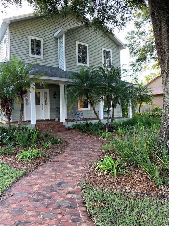 631 Eunice Drive, Tarpon Springs, FL 34689 (MLS #U8064735) :: Premium Properties Real Estate Services