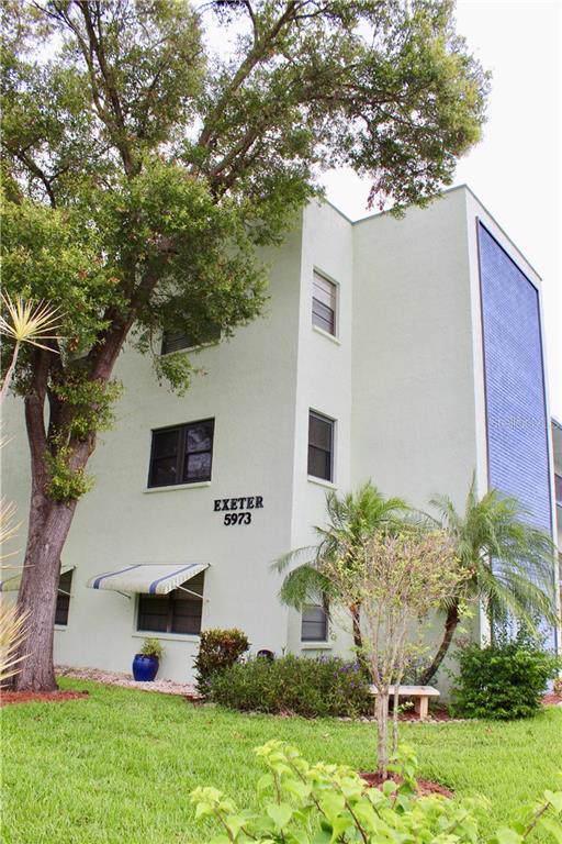 5973 Terrace Park Drive N #206, St Petersburg, FL 33709 (MLS #U8065395) :: Team Borham at Keller Williams Realty