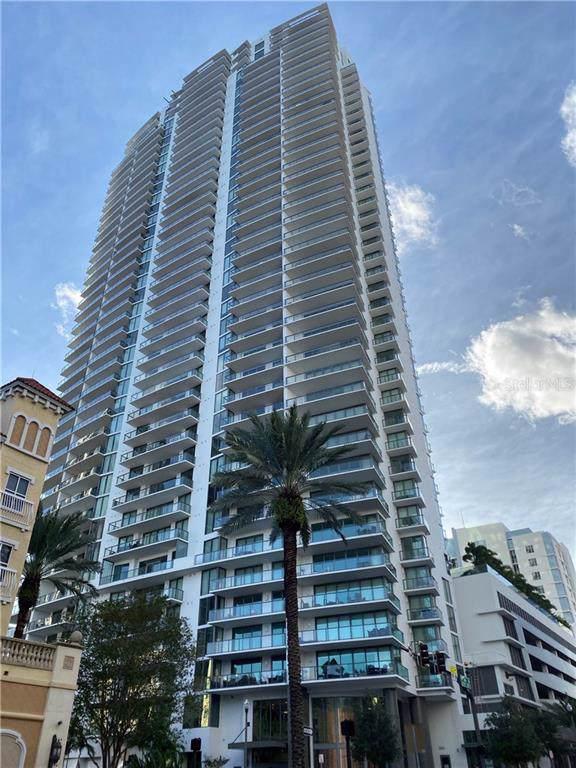 100 1ST Avenue N #1704, St Petersburg, FL 33701 (MLS #U8065398) :: Gate Arty & the Group - Keller Williams Realty Smart