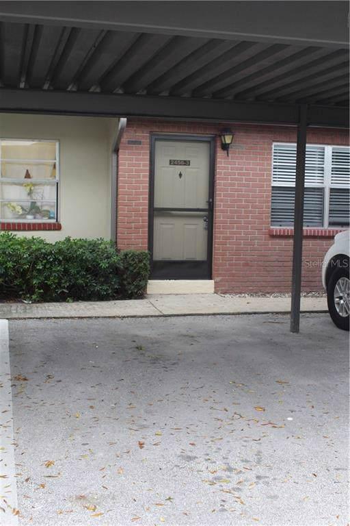 2456 Enterprise Road #3, Clearwater, FL 33763 (MLS #U8066109) :: Dalton Wade Real Estate Group