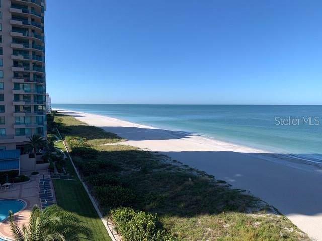 1520 Gulf Blvd. #601 #601, Clearwater, FL 33767 (MLS #U8066119) :: Dalton Wade Real Estate Group