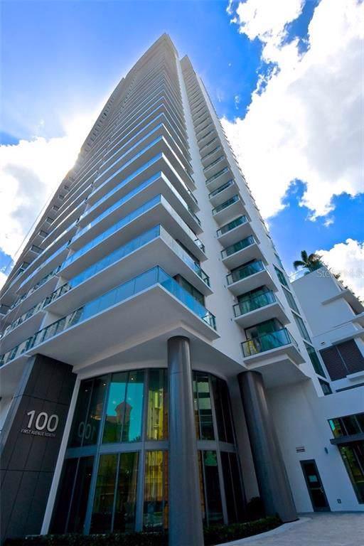 100 1ST Avenue N #3104, St Petersburg, FL 33701 (MLS #U8067578) :: Team Bohannon Keller Williams, Tampa Properties