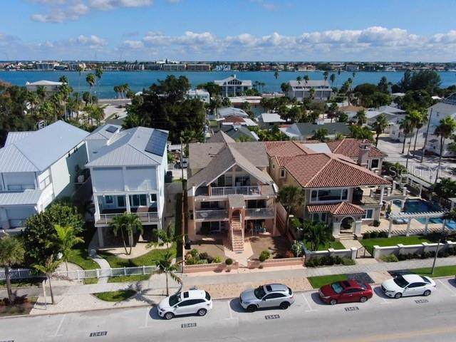 1105 Gulf Way, St Pete Beach, FL 33706 (MLS #U8067599) :: Lockhart & Walseth Team, Realtors
