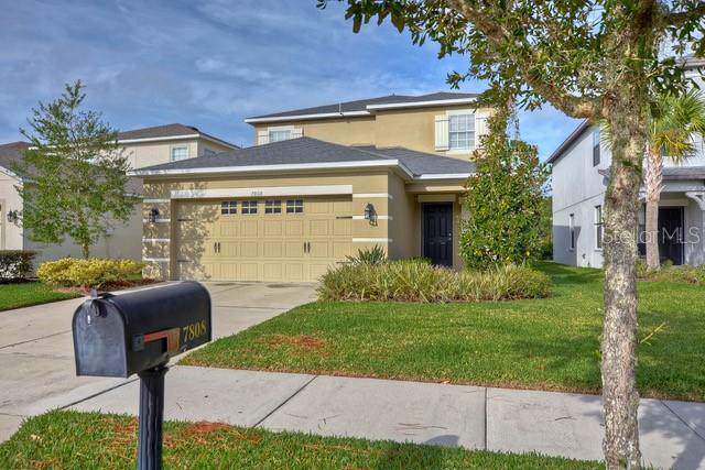 7808 Tuscany Woods Drive, Tampa, FL 33647 (MLS #U8067629) :: The Duncan Duo Team