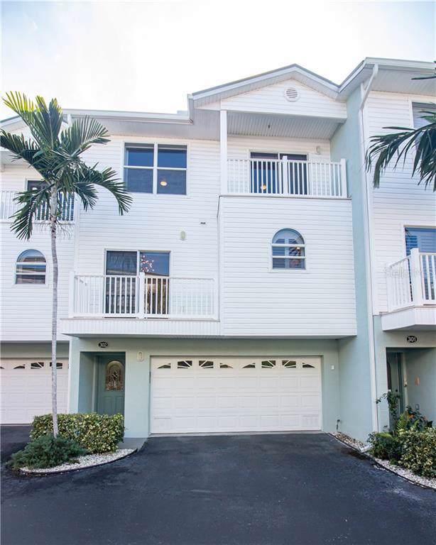 19817 Gulf Boulevard #302, Indian Shores, FL 33785 (MLS #U8067663) :: 54 Realty