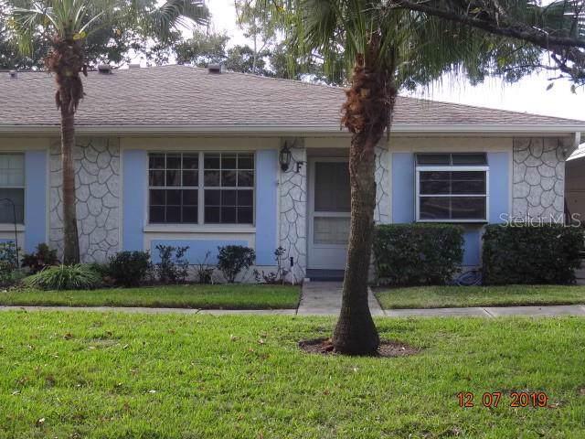 2238 Lark Circle W F, Palm Harbor, FL 34684 (MLS #U8067966) :: The Duncan Duo Team