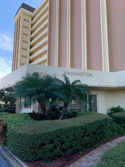 4550 Cove Circle #705, St Petersburg, FL 33708 (MLS #U8068299) :: The Duncan Duo Team