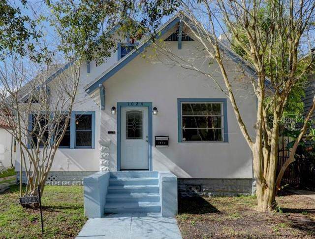 1024 Bay Street NE, St Petersburg, FL 33701 (MLS #U8069215) :: Team Bohannon Keller Williams, Tampa Properties
